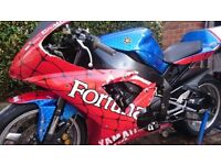 R1 Yamaha 5PW 04 track bike spares repaire spare repair breaking none runner