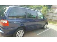 54/2005 Ford galaxy Zetec 1.9 115