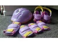 Children adjustable roller skates