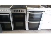 Electric and gas cookers on sale.....from.....£100