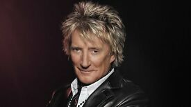 4 x Rod Stewart Tickets for Monday 14th November - excellent seats close to stage