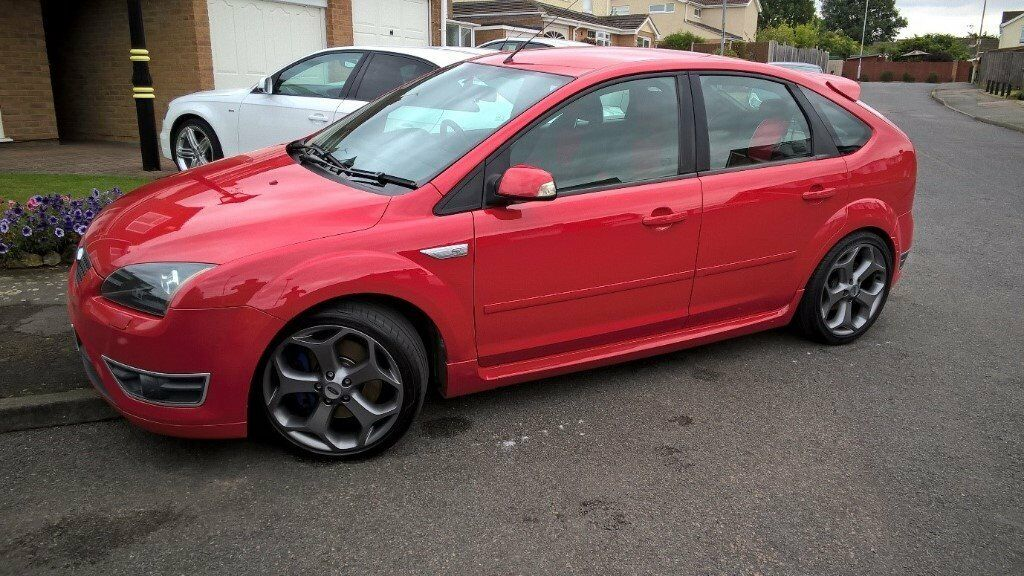 2006 ford focus st 2 5 door colorado red