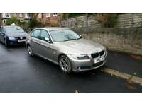 2011 BMW 320D AUTOMATIC LOW MILEAGE ** SPARES OR REPAIRS NON RUNNER EXPORT