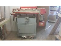 Holzmann KOS 2740 Professional Oscillating Edge Belt Sander HARDLY USED
