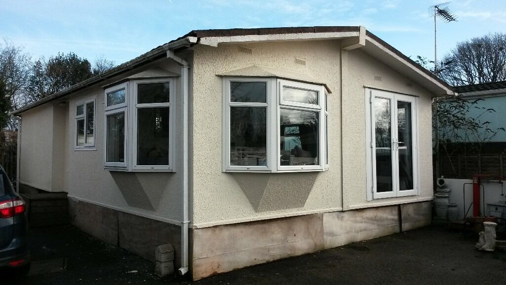STATELY ALBION twin unit mobile home | in Amersham ...