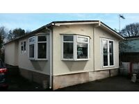 STATELY ALBION twin unit mobile home