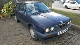 Looking for a BMW 3 Series E30 1988-1990 Saloon