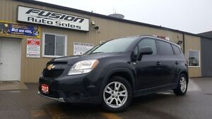 2012 Chevrolet Orlando 1LT-OFF LEASE-REMOTE START-LOADED