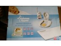 Tommy Tippee baby sensor monitor