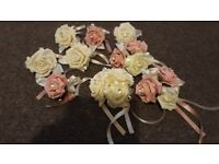 wedding cake decoration flowers