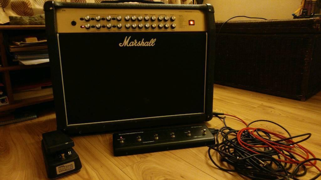 Marshall guitar amplifier model 275