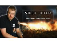 Professional Video Editor for all your video creation needs..