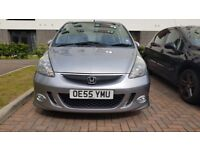 Honda Jazz 1.4 SE Sport Storm Silver 2006 plate for sale with private registration