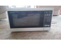 Sharp Digital Microwave (Like new)