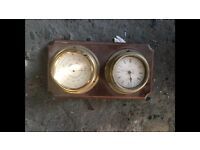 Boat clocks