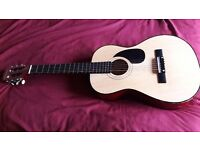 Burswood Guitar for Child/Student/Junior *with bag & pick*