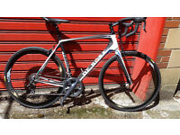 De Rosa R848 Full Carbon Road Bike with Dura Ace and Carbon Wheelset,Focus,Specialised,Giant,Trek,GT