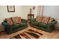 2 & 3 seater sofa set VGC - Must go soon !