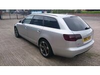 2007 Audi A6 2.0TD Estate Avant, LIMITED EDITION 4DR, LEATHER, NAV, CRUISE, XENON LIGHTS