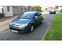 Automatic Citroen c4 1.6 very eco and reliable