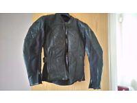 New RST Ladies Motorcycle Jacket - Size 8