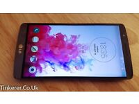 LG G3 D855 | UNLOCKED | Android Smartphone