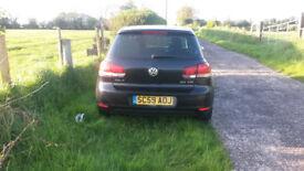 2010 (mk6) VW Golf 2.0 Tdi GT 3dr.