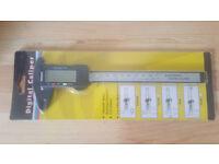 Digital Caliper. Gauge Caliper Vernier Measure Tool. Brant NEW