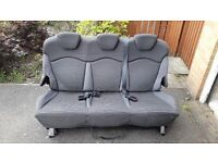 Bench Seat for Peugeot 807/Fiat Ulysse/Citroen C8