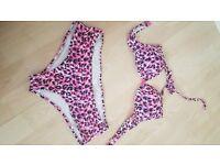 Beautiful colourful La Senza bikinis