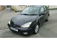 Ford focus 1.6 ghia fantastic car !! Low milage excellent condition! !