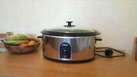 Large slow cooker 5ltr VGC