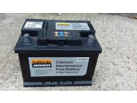 CAN DELIVER Halfords HCB065 470 amp car battery very good condition