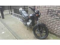 Honda cb250 A2. great bike fully serviced, works perfectly. years mot