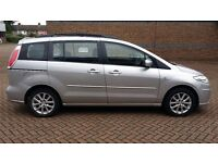 Mazda 5 Mpv 7 seats 1.8 Ts2 *ONLY 64000 miles * BRAND NEW CLUTCH***BARGAIN***£2400 ONO
