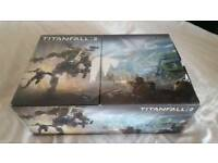 Titanfall 2 collectors edition rare limited edition xbox one ps4 pc