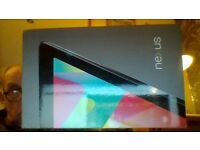 Google Nexus 7, 16GB tablet