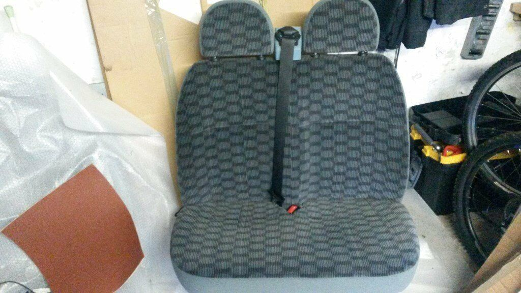 MK7 / MK6 Transit front seats - Trend / Sports - Heated drivers seat