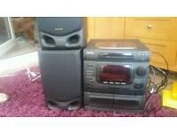 Aiwa NSX999 HI.FI 3 CD