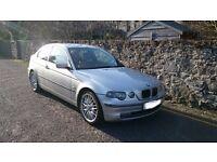 Bmw e46 325 compact BMW