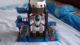 Imaginex robot
