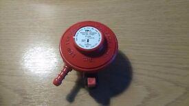 Gas bottle regulators (butane + propane)