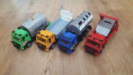 4x cars