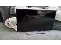 Television for sale.hardly used great condition.Make technika