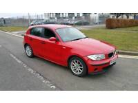 BMW 118D 2 LITRE TURBO DIESEL FULL MOT AND WARRANTY