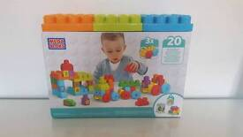 Mega Bloks 50p Set