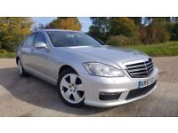 2007 Mercedes-Benz S320 7G-Tronic S320 CDi FACE LIFT S63 AMG STYLING