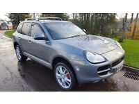 PORSCHE CAYENNE 3.2 TIPTRONIC S 2005 IMMACULATE