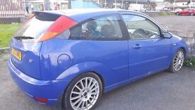 St 170 focus needs feul pump and its ready to go good wee car just no got round to fixing