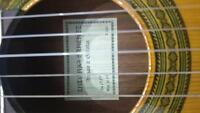 1989 Antonio Sanchez Classical Guitar (Spain)